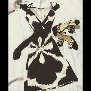 Diane vonFurstenberg wrap dress